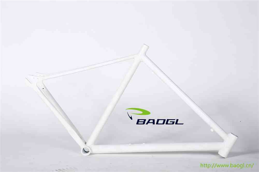 BAOGL bicycle frame for chopper moped