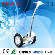 Airwheel S3 wheel balancer mst-b448 with CE,RoHS,MSDS certificate SONY battery