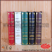 Wholesale different design paper fake book boxes