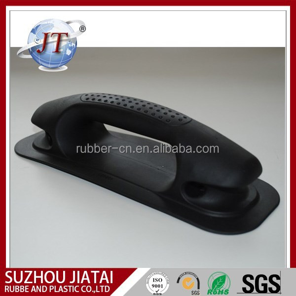 rubber coated products parts NBR/PVC soft rubber handle grip (colorful)