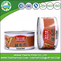 Canned Corned Beef Factory