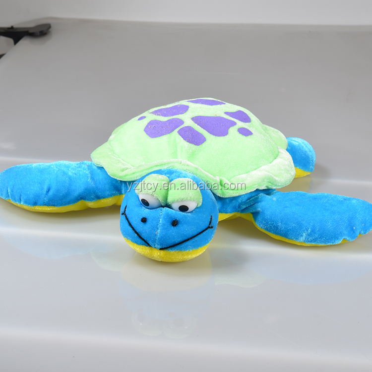 Top Quality Plush Stuffed Sea Turtle Animal Toy For Baby Kids/Colorful Stuffed Plush Turtle Toys/ Plush Toy Turtle