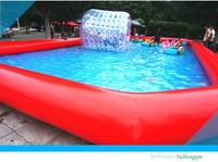 large inflatable pool,inflatable pool rental,inflatable water swimming pool