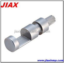 High precision aluminum beauty massager part for face, parts for massage chairs