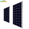 18v black solar 100w mono solar panel 125*125mm cells 120w 130w 140w 150w