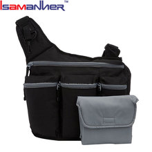 Diaper Messenger Diaper Bag for Dads, Fashion Best Daddy Diaper Bag