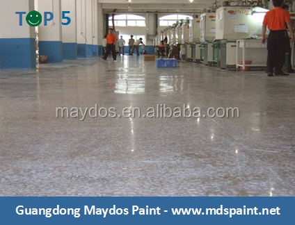 High Performance Paint! Maydos Lithium Base Liquid Coating State Concrete Floor Densifier(China Top 5 Paint Factory)