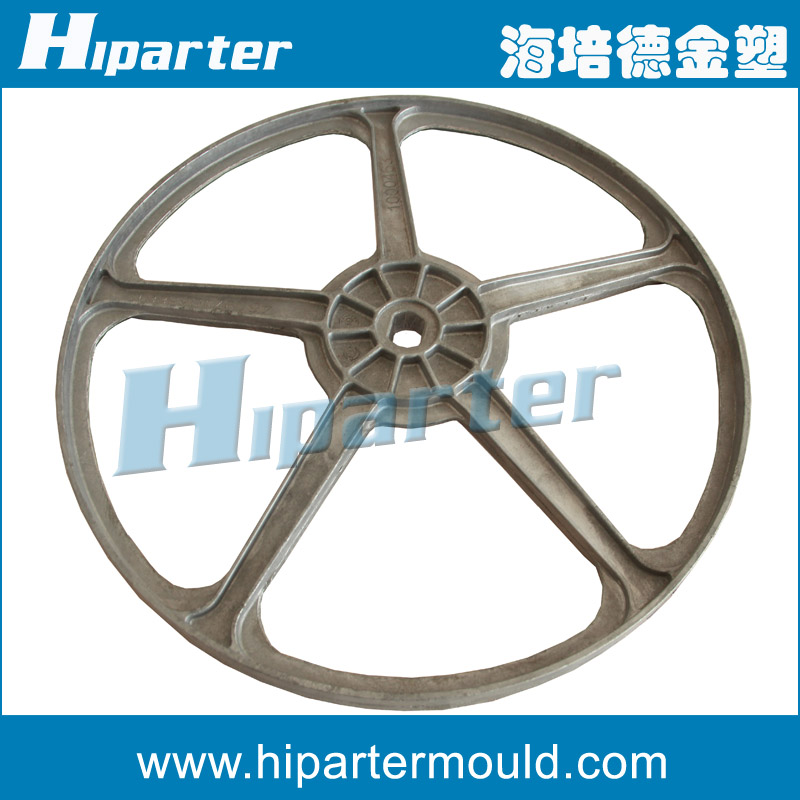 Washing Machine Die Casting Moulds for Washer Belt Pulley