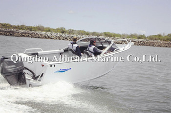 runabout leisure fishing boat