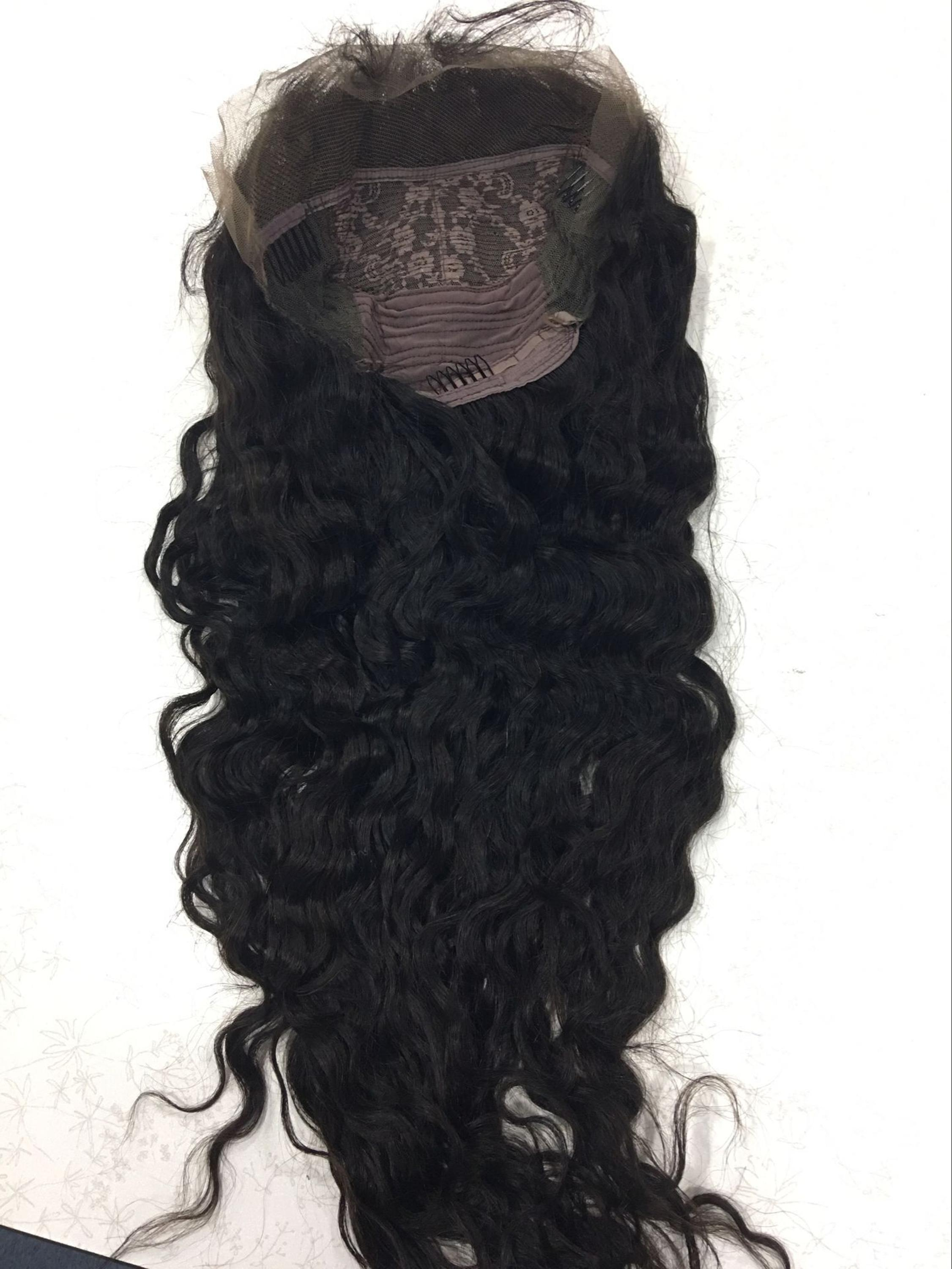 Vipsister Hair 180 density body wave lace wig