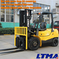 Powerful ISUZU engine mini 1.5 ton diesel forklift
