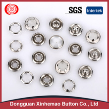 Factory wholesale 12.5mm fastener snap button for decoration