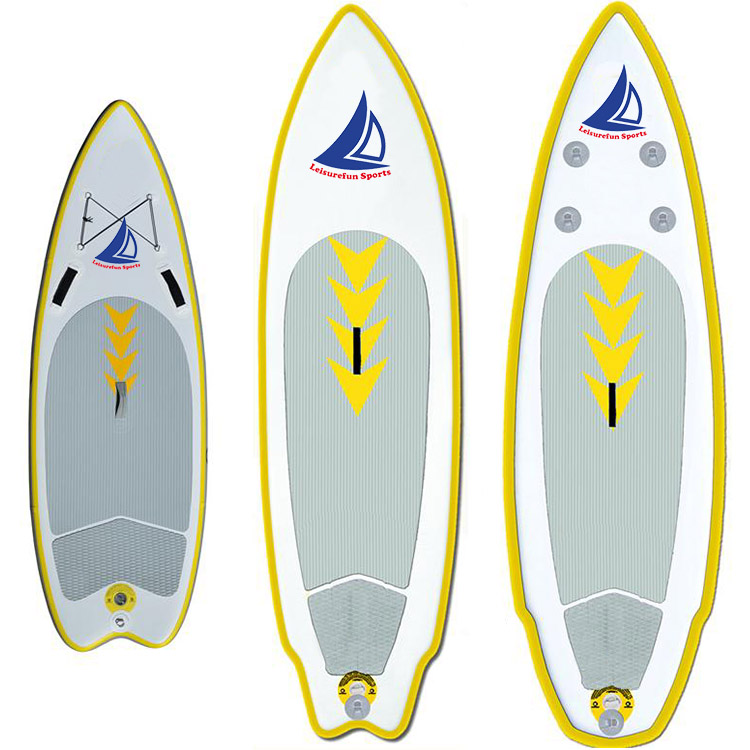 best quality stand up paddle board touring with leash for paddle board