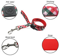 new style sublimation printed pets dog leash