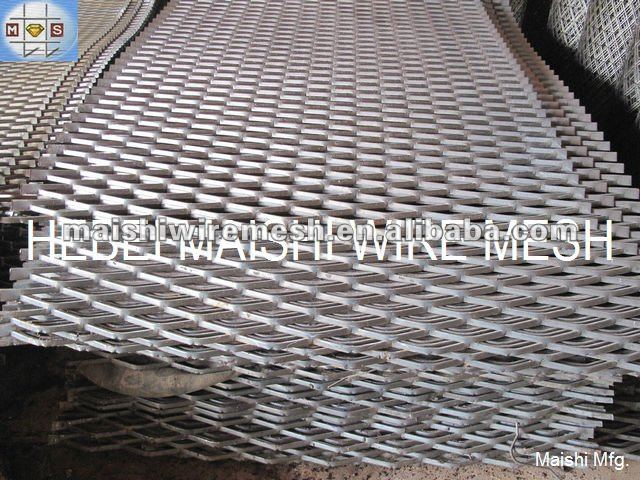 Metal grid wire mesh