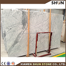 white marble slabs for sale/Top A carrara white marble slab /Factory direct sale white marble floor tiles