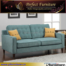 2014 modern hotel upholstered violino leather sofa PFS41055