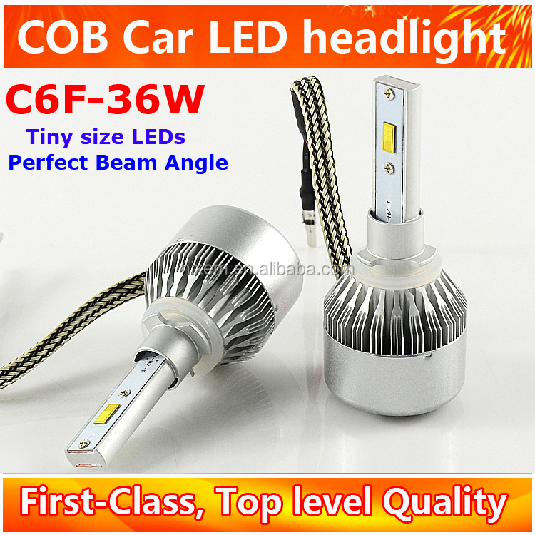 2016 New Car Accessories 8G Led For Car Headlamp H1 H3 H7 H8 H11 880 9005 9006