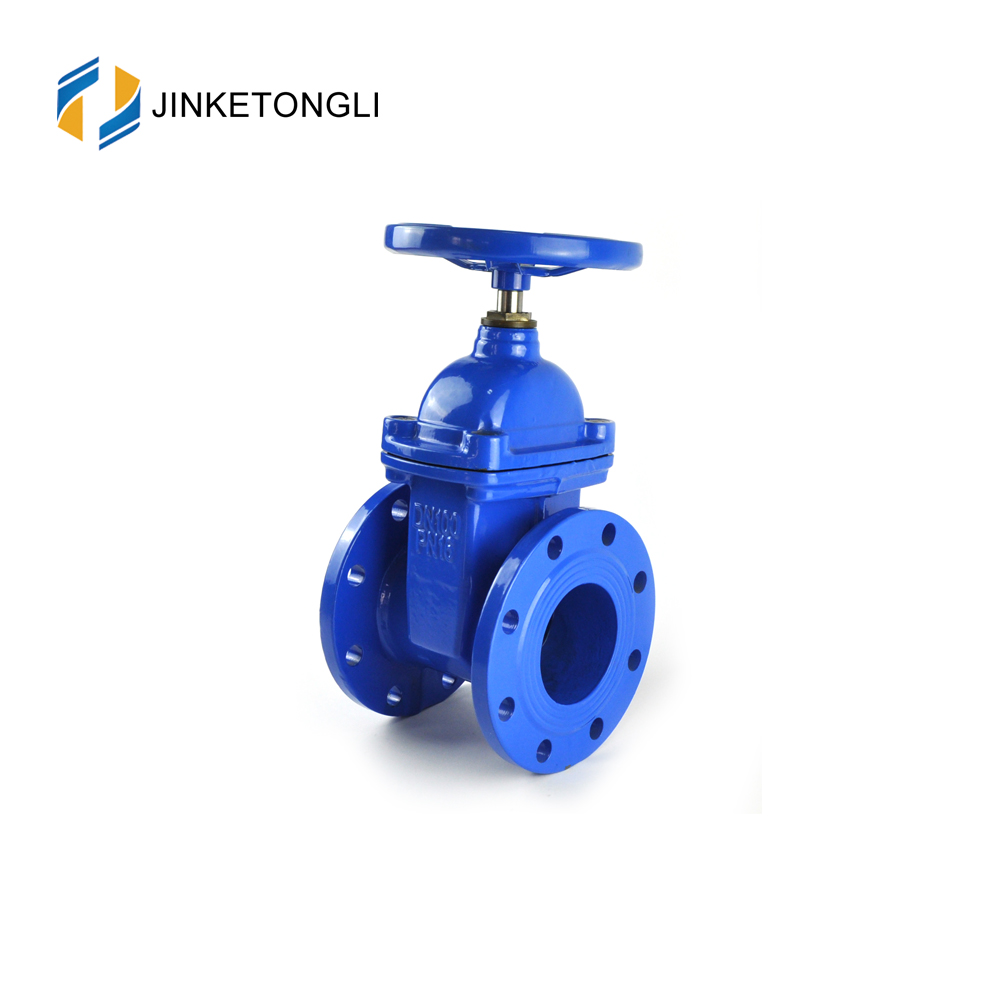 JKTLQB004 slide os&y cast iron 12 inch gate valve