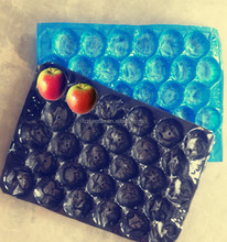 food grade disposable soft thin plastic serving pp fruit tray