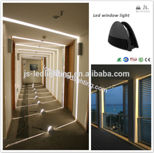 360 degree waterproof wall lamps led decorative light with COB led architectural light outdoor lighting