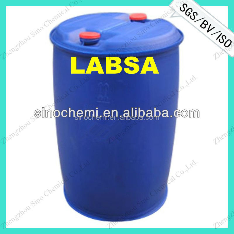 Industrial Grade Standard Sulfonic Acid Classification Half price LABSA