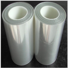 Met pet protective film rolls for silicone coating and adhesive tape