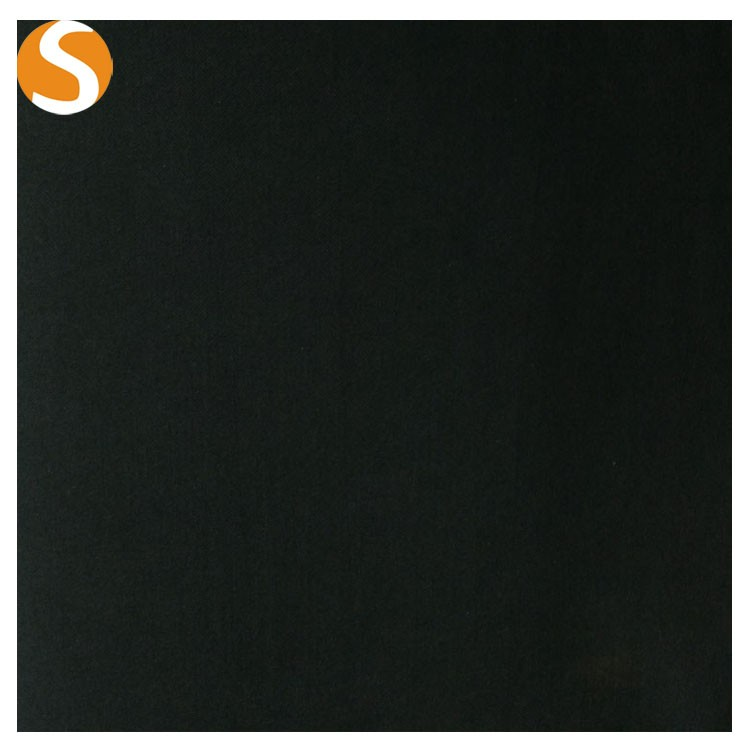 2016 black tencel polyester jersey fabric for garment