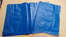 reusable slip PVC exercise book cover