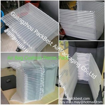 recyclable inflatable protective airbags packaging