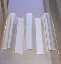 POLYCARBONATE ROOF PANEL UV PROTECT