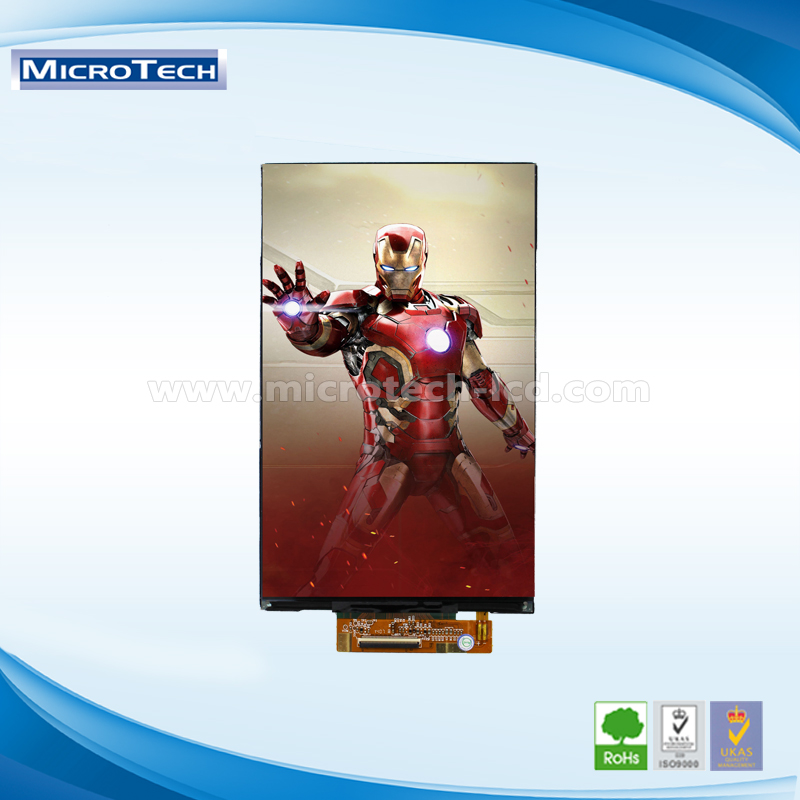 High Quality digital 7.0'' Transparent lcd panel