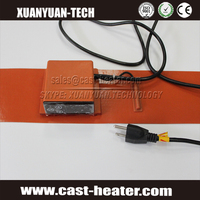 Flexible Electric Silicone Rubber Waste Oil Heater