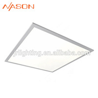 ultra thin square led ceiling panel light for office lighting 3 years warranty CE ROHS