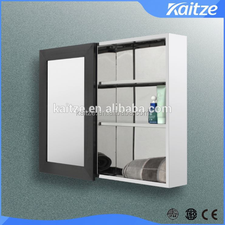 modulate high glossy furniture mirror cabinet KS-A6751F from china