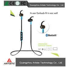 China factory wholesale sports stereo premium bluetooth earphones