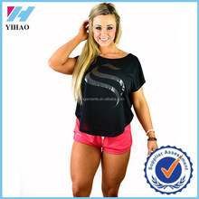 Trade Assurance Dongguan Yihao 2015 Women Sexy Hot Sports Board gym Shorts
