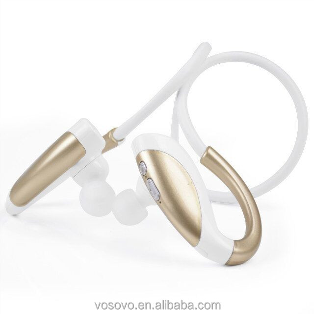 2016 Vosovo Waterproof Wireless Bluetooth 4.1 In-Ear Stereo Headphones ,made in china bluetooth headset