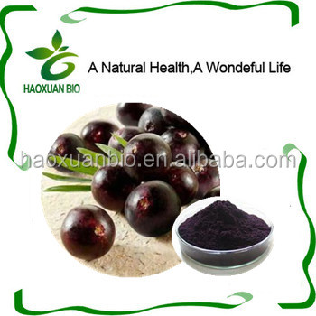 Antioxidant keepling slim Acai Berry Extract