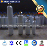 200Bar 18L Standard color 937MM High Pressure Oxygen Gas Cylinder/Gas Bottle/Gas Container