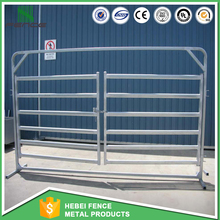 livestock metal fence panels used for horse