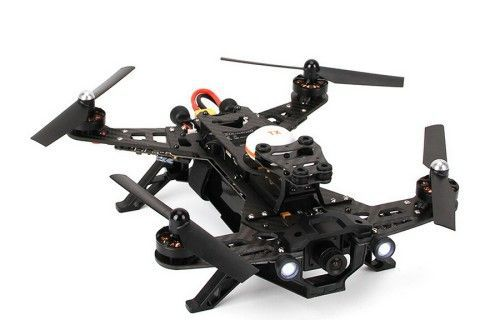 Walkera Runner 250 Drone Racer Modular Design HD Camera 250 Size Racing Quadcopter RTF