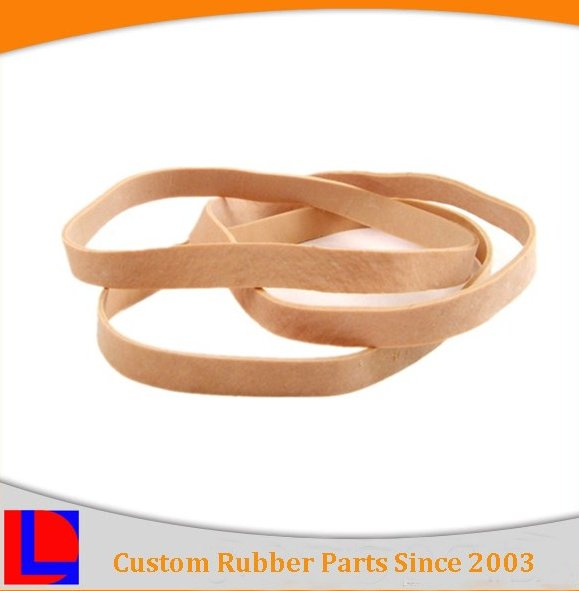 silicone,nbr,sbr,epdm rubber band for machine