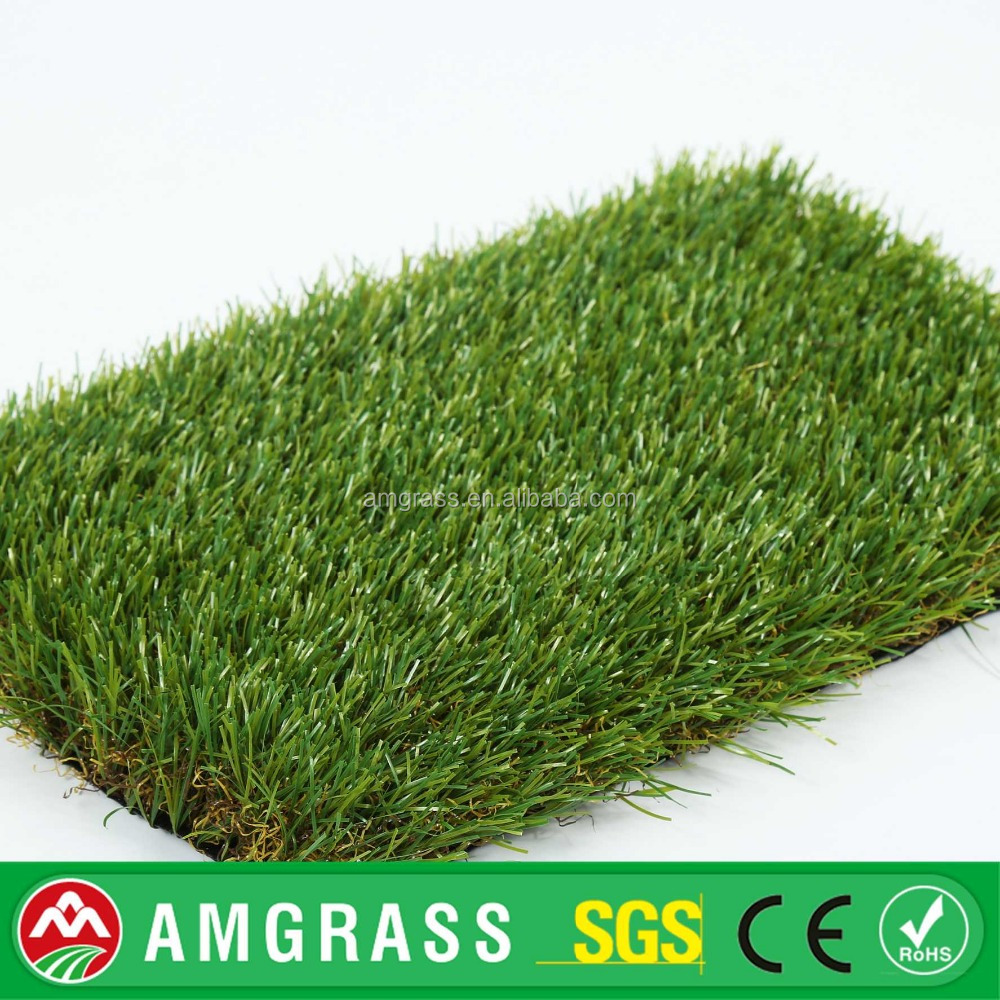Flooring decorative green landscaping fake lawn artificial grass