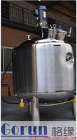 chocolate melting tank with agitator/electric heating type