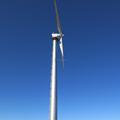 low noise 100 kilowatts wind power generator for small wind farm