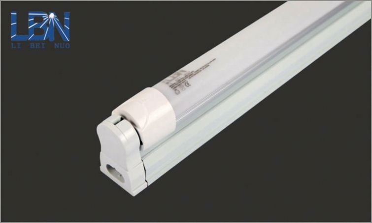 Best quality t8 18w 120cm led tube integrated no need bracket fixtures t8 led tube ballast compatible