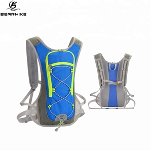 Cycling Backpack Lightweight Hydration Pack With 2l Water Bladder