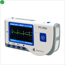 health care product portable cheap personal easy ECG monitor with CE&FDA