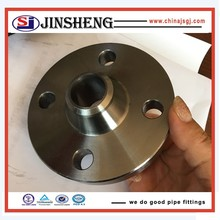 Din2636 64K welding neck flanges with anti-rust oil